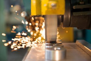 Machine tool fitter about services machine