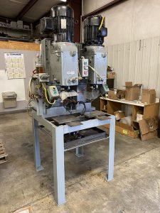 machine tool fitter machine rebuild